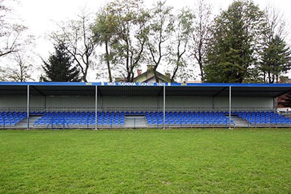 Stadion MOSiR w Tuchowie